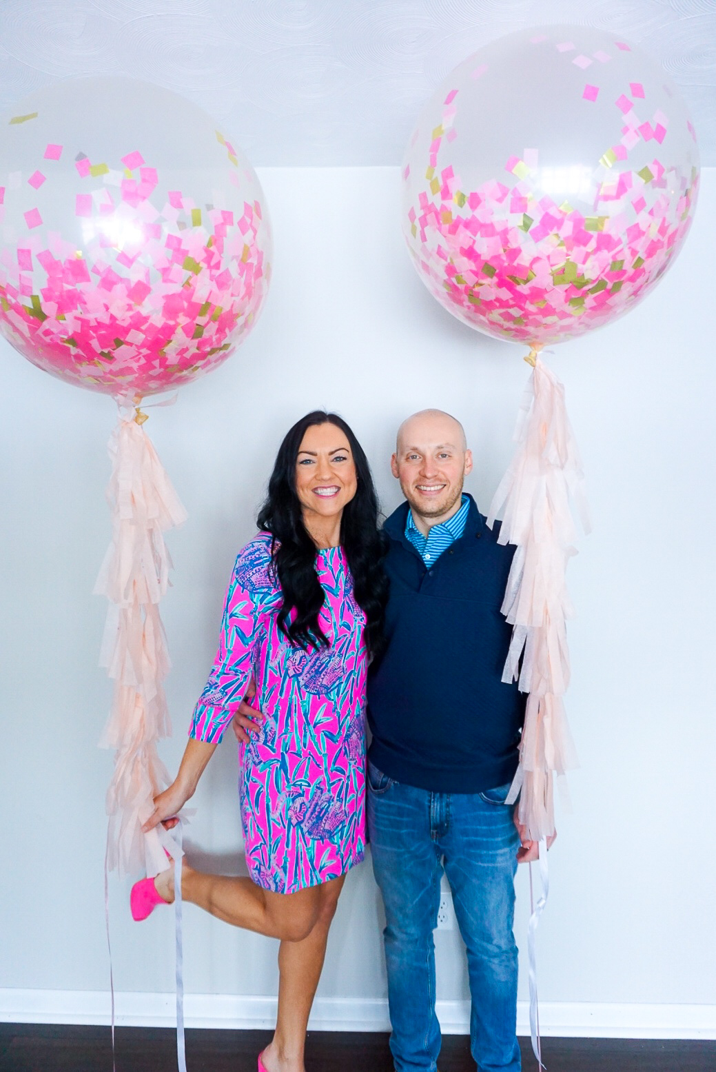 blogger party, preppy blogger, preppy pink blog, Lilly Pulitzer blogger
