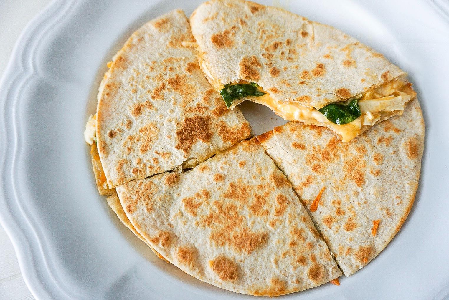 organic lunch ideas, organic quesadillas, healthy pregnancy recipes, pregnancy lunch recipes