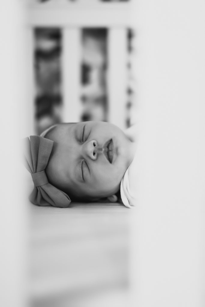 newborn photo shoot, newborn baby girl, birth story