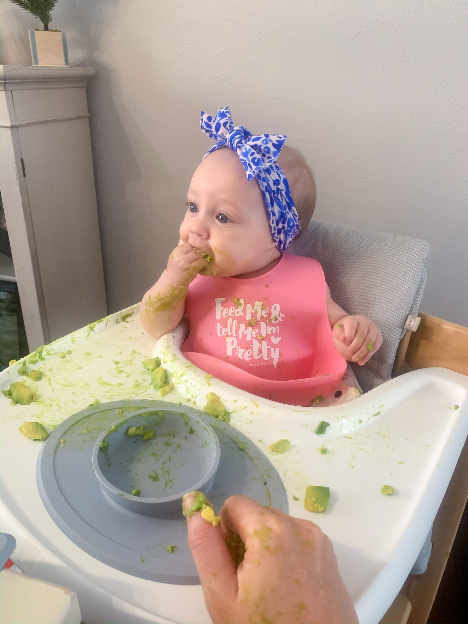 100 first foods for baby, best starter foods for baby, baby-led weaning journey blog 2020