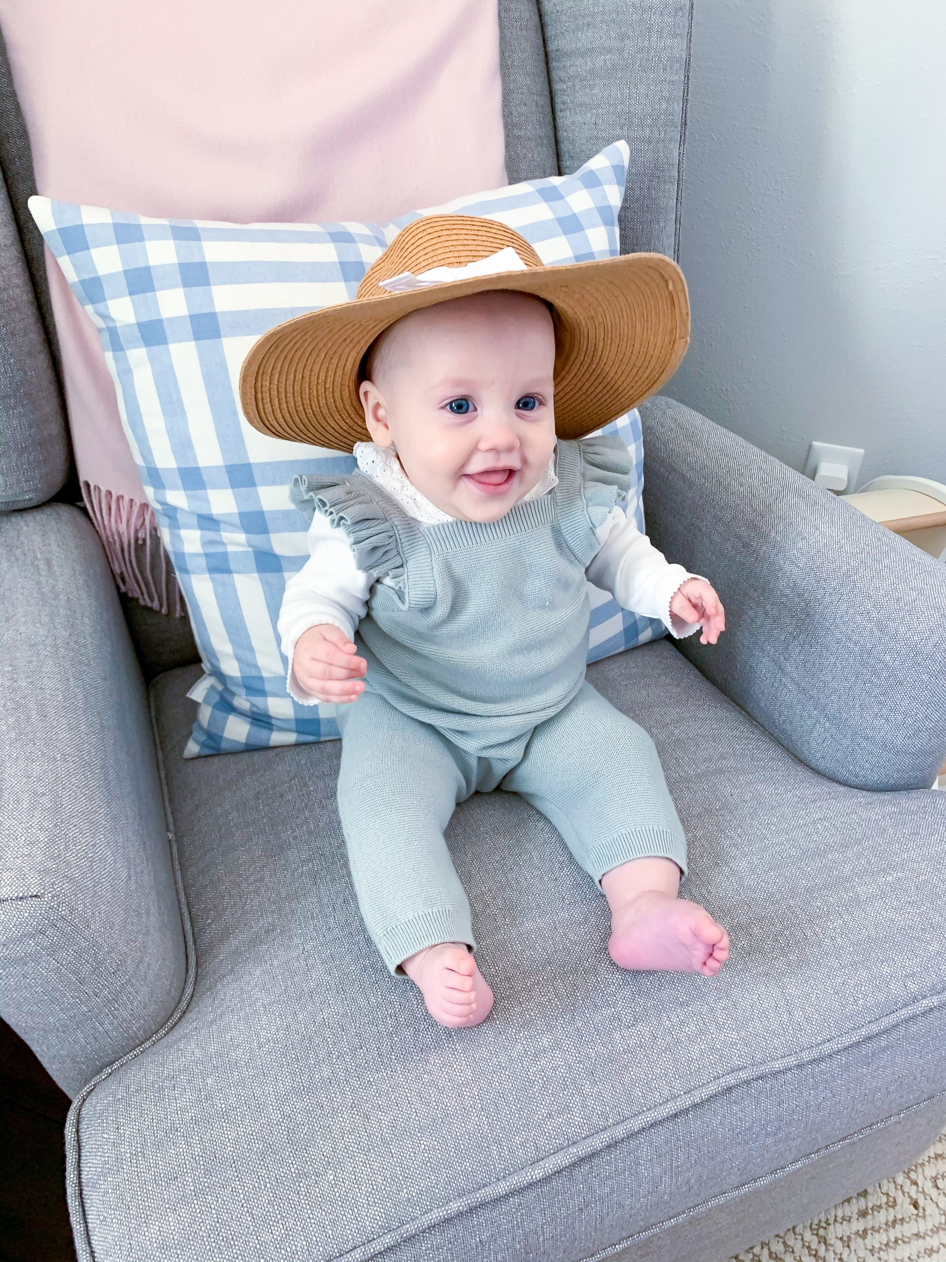 Southern baby style, Southern style blogger, Southern motherhood, Southern Living style