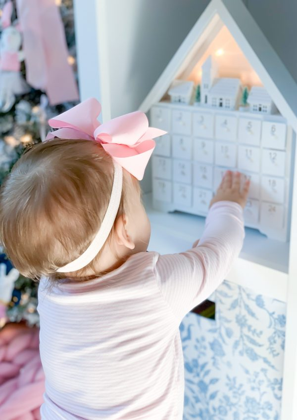 create your own advent calendar