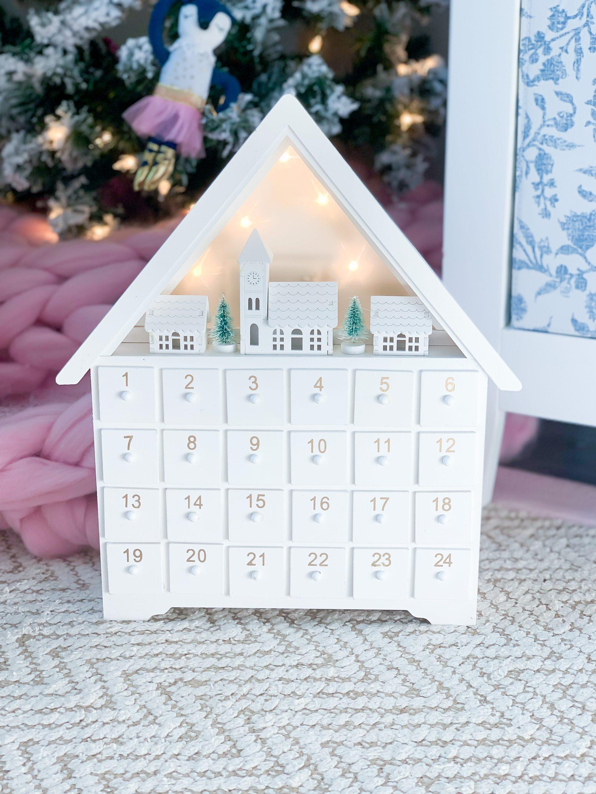 create your own advent calendar