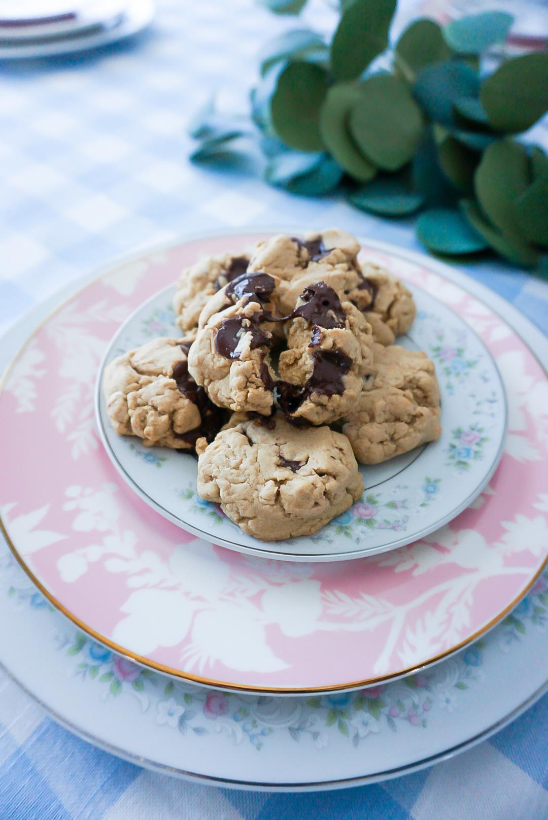 allergen-friendly cookies, allergen-friendly chocolate chip cookies, allergen-free cookies, allergen-free desserts, allergen-friendly desserts