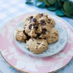 Allergen-friendly chocolate chip cookies