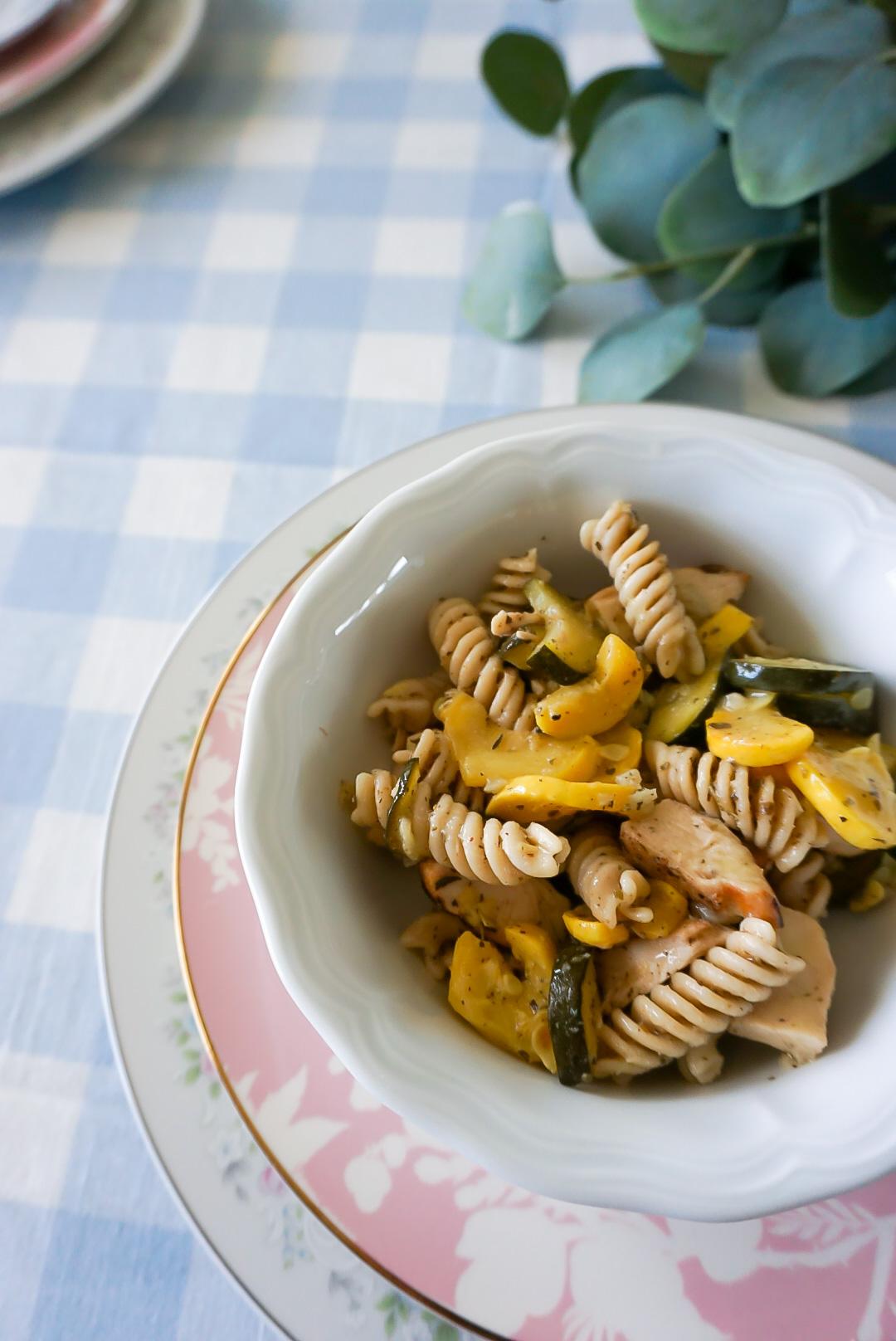 healthy summer pasta, light summer pasta, healthy pasta, healthy Italian pasta