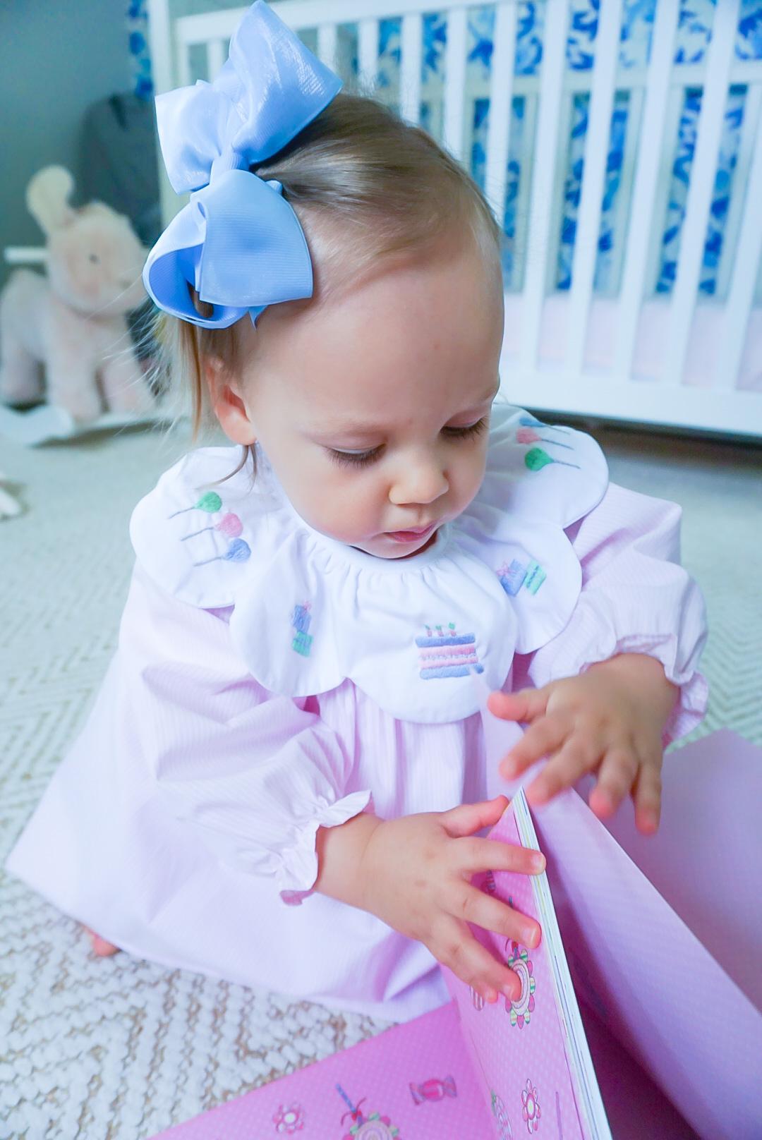 birthday dresses, pink birthday dress, classic children's clothing, classic children's clothing stores